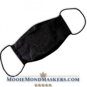 mondkapje/mondmasker zwart